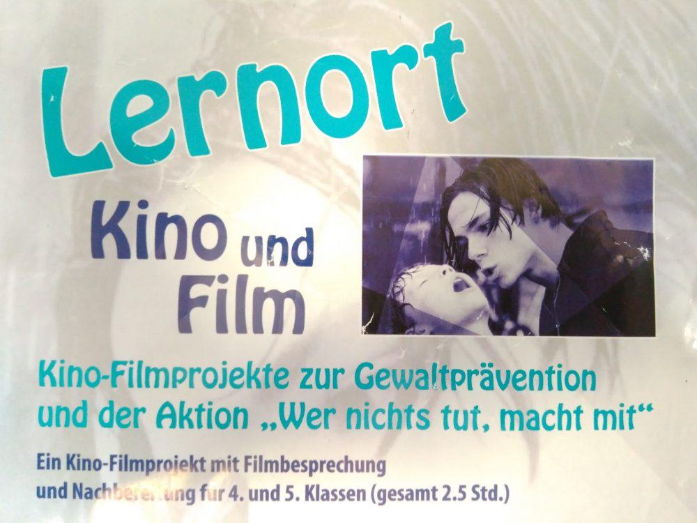 Lernort Kino und Film