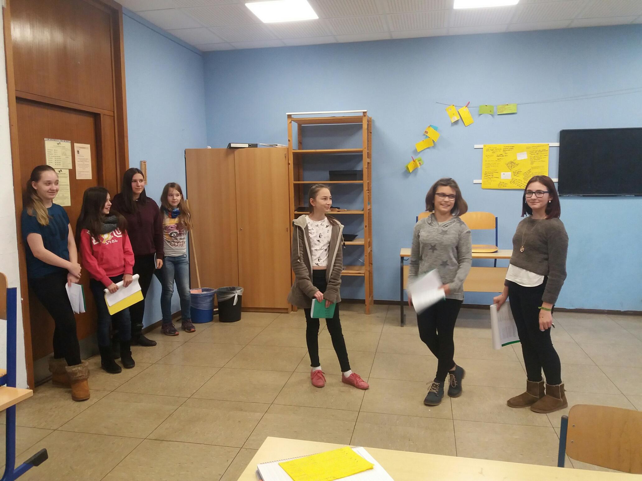 Vorhang auf! – Unsere Schule macht Theater