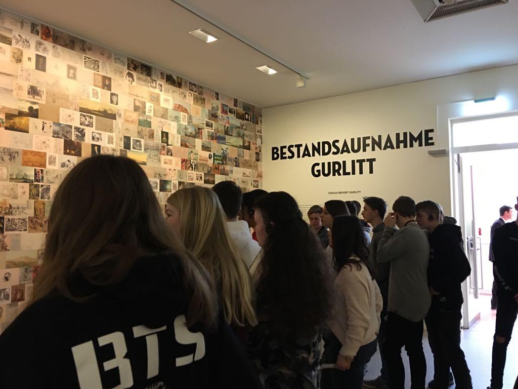 Auf nach Bonn und zur Gurlitt-Ausstellung