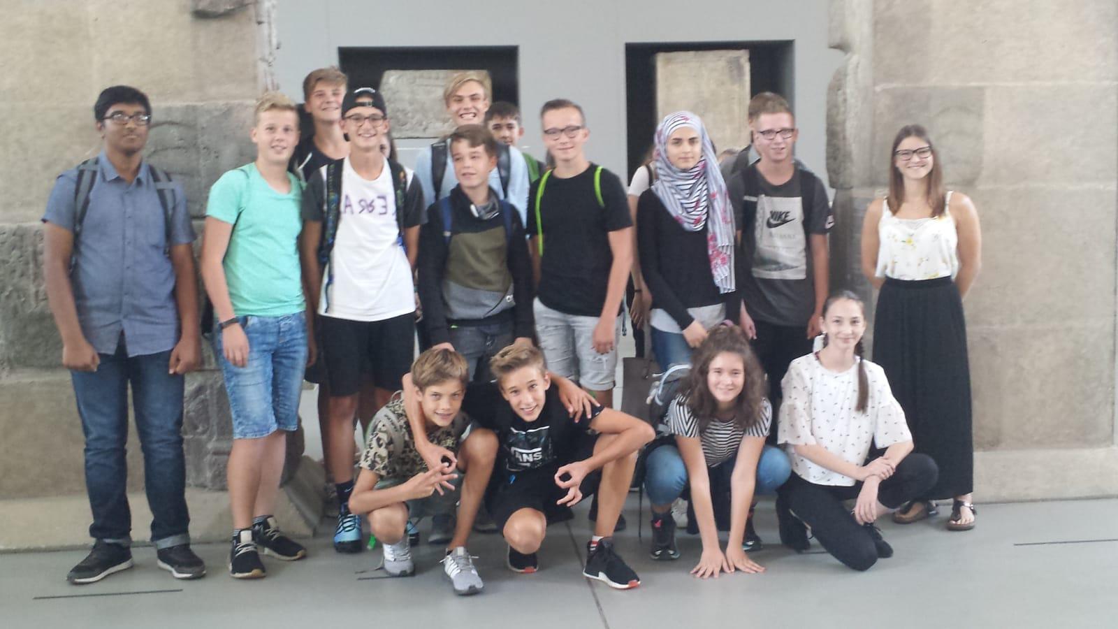Ausflug zum Mainzer Landtag