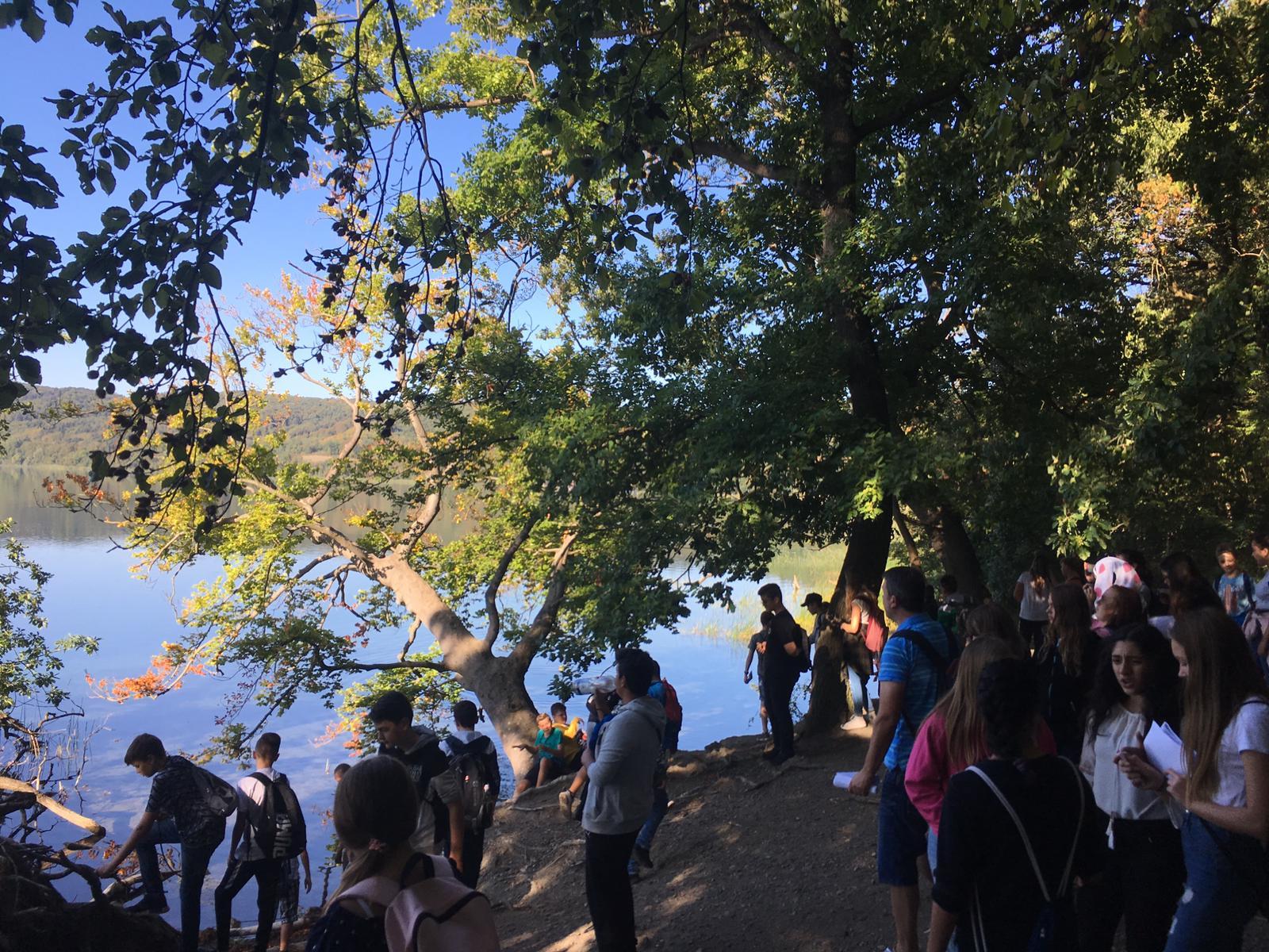 Der Laacher See – es brodelt immer noch