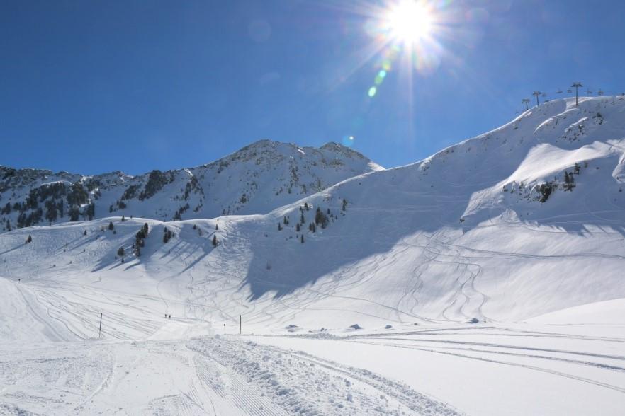 Die 0° Celsius AG in den Ötztaler Alpen