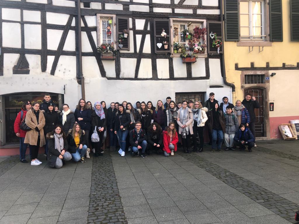 Unsere Exkursion nach Straßburg